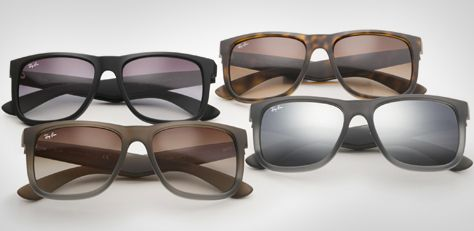 Ray Ban Brown And Black