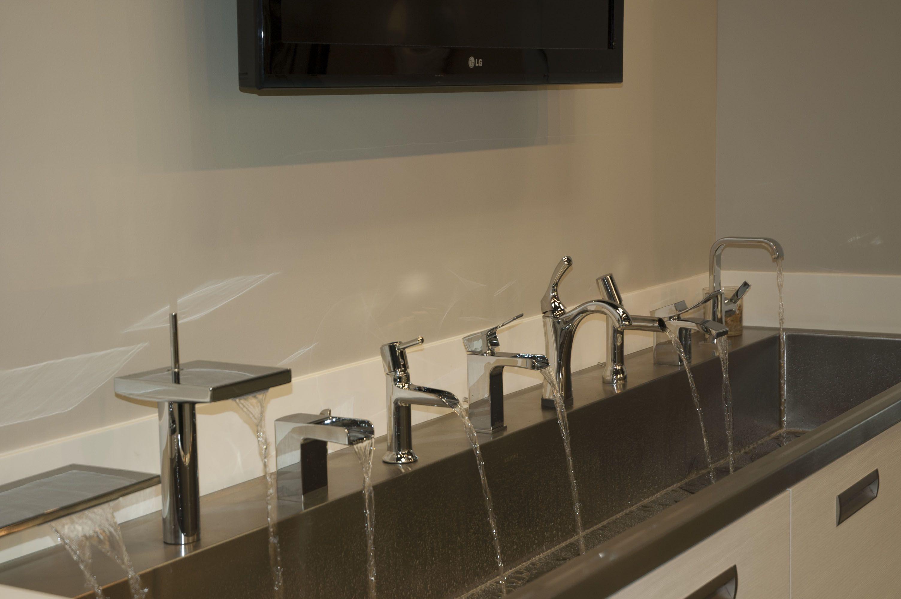inspired kitchen bath featuring stunning lifestyle displays rh pinterest co uk