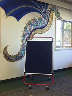 Awesome Dragon Display Ideas Castle Theme Classroom