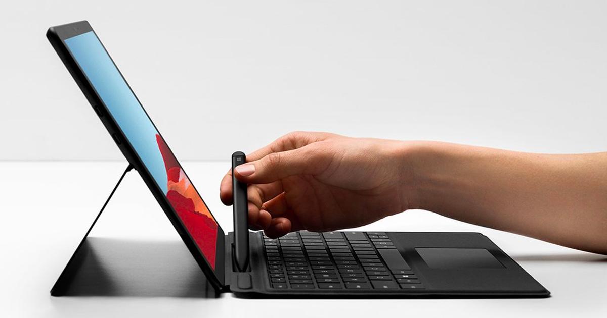 Microsoft drops powerful new Surface Pro X Surface pro