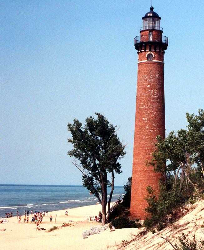 silver lake state park michigan places to go people to see rh pinterest com