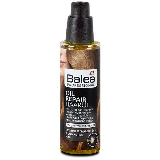 Balea Professional Oil Repair Haaröl, Spezialpflege ...