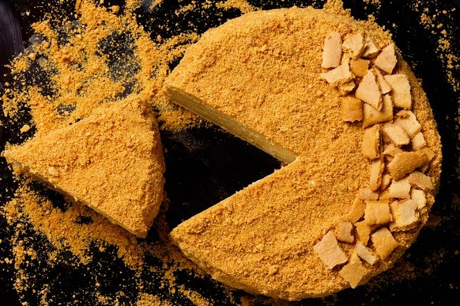 Как приготовить торт медовик. Рецепт приготовления торта ...