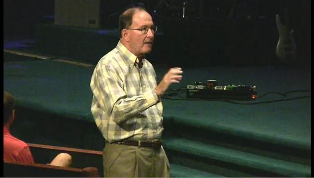 Video sermon message by Pastor Ernie Myers. The Greatest Commandment - 7.1.12