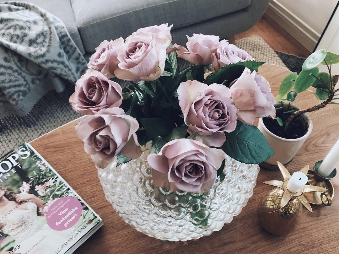 Söndagsblomster flowers roses sunday summer home