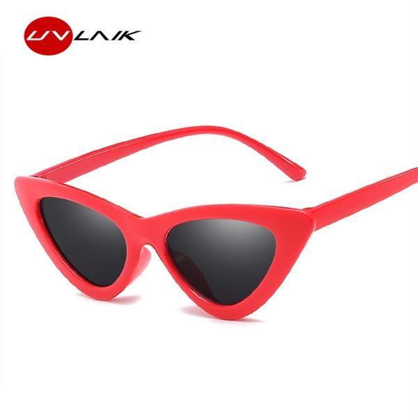 fab3ec0987  Fashion  BestPrice UVLAIK Fashion Cat Eye Sunglasses Women Vintage Gradient  Lens 755  Discounts