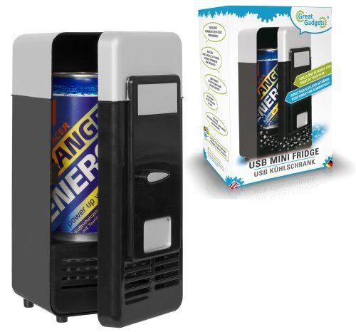 GreatGadgets 3072-2 USB Minikühlschrank (Schwarz) Splash ... https ...