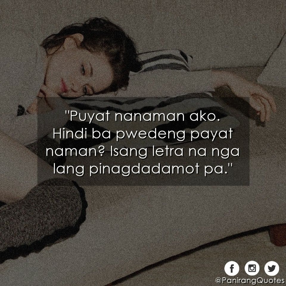Pin By Yai Daguio On Tagalog Kowts Humor Hugot Quotes Tagalog Hugot Lines Tagalog Funny Bitterness Quotes