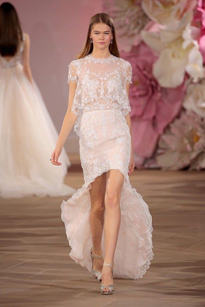 designer brautkleider in ausgefallene schnitte   Hochzeitsdeko ...