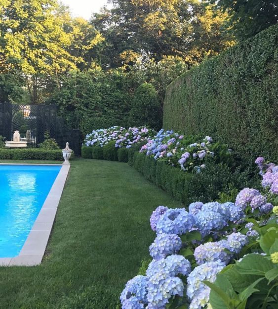 Swimming Pool Landscaping: 25+ Most Beautiful Inspirations For You #poolimgartenideen