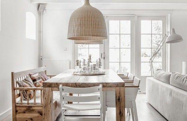 holzmöbel esszimmer landhausstil esstisch rustikal echtholz - esszimmer landhausstil