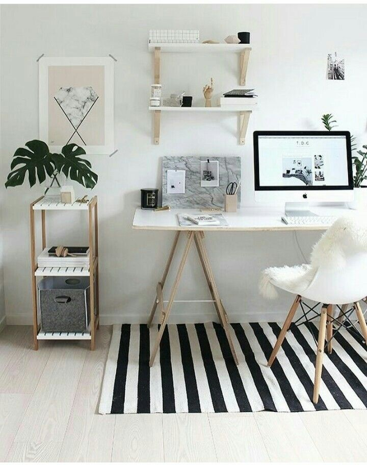 Interior decoration Desk organization Interior decoration