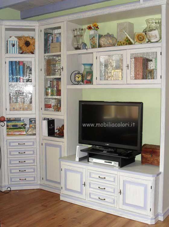 Beautiful Soggiorno Shabby Gallery - Home Design Inspiration ...