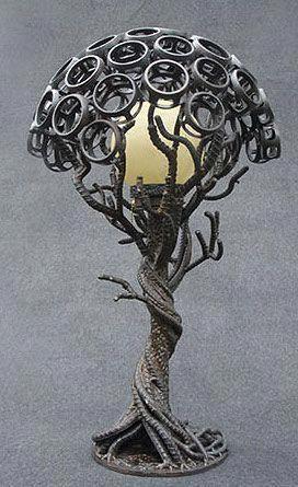 simple scrap metal art #Scrapmetalart (avec images) | Art ...