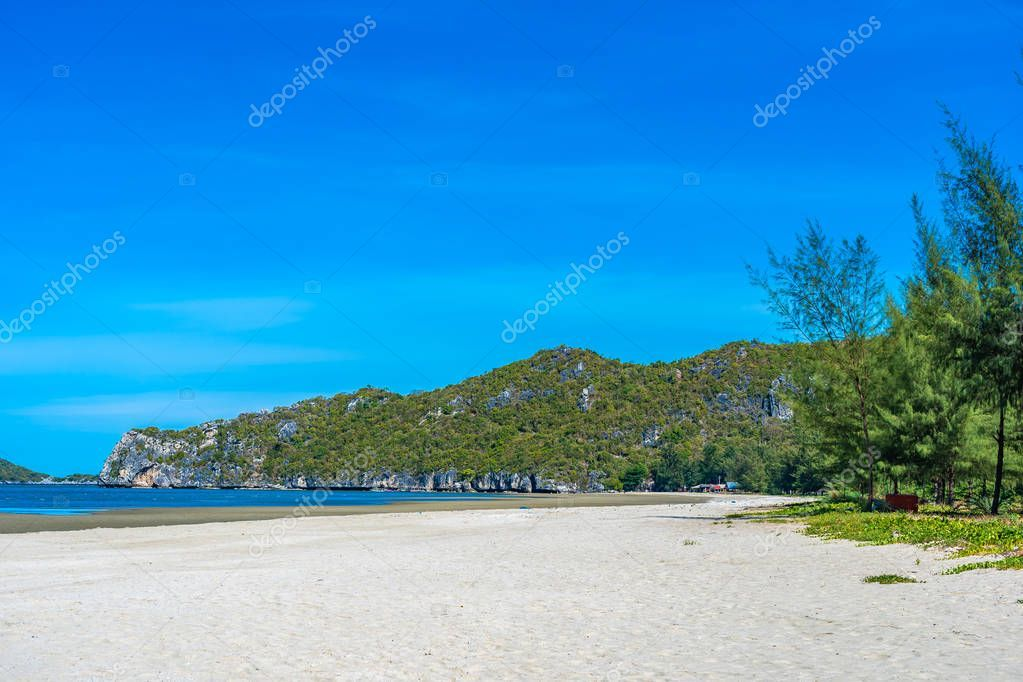 Beautiful Outdoor Tropical Nature Landscape Of Sea Ocean And Bea Royalty Free St Sponsored Nature Landscape Tropical Beauti Landscape Outdoor Nature