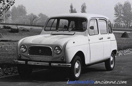 Renault 4 Par Alfa Romeo Italiennes Voiture Renault Renault Et