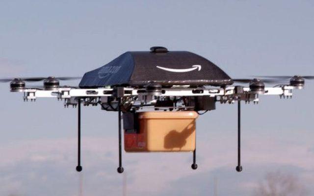 Le consegne arrivano dal cielo #droni #amazon #tecnologia