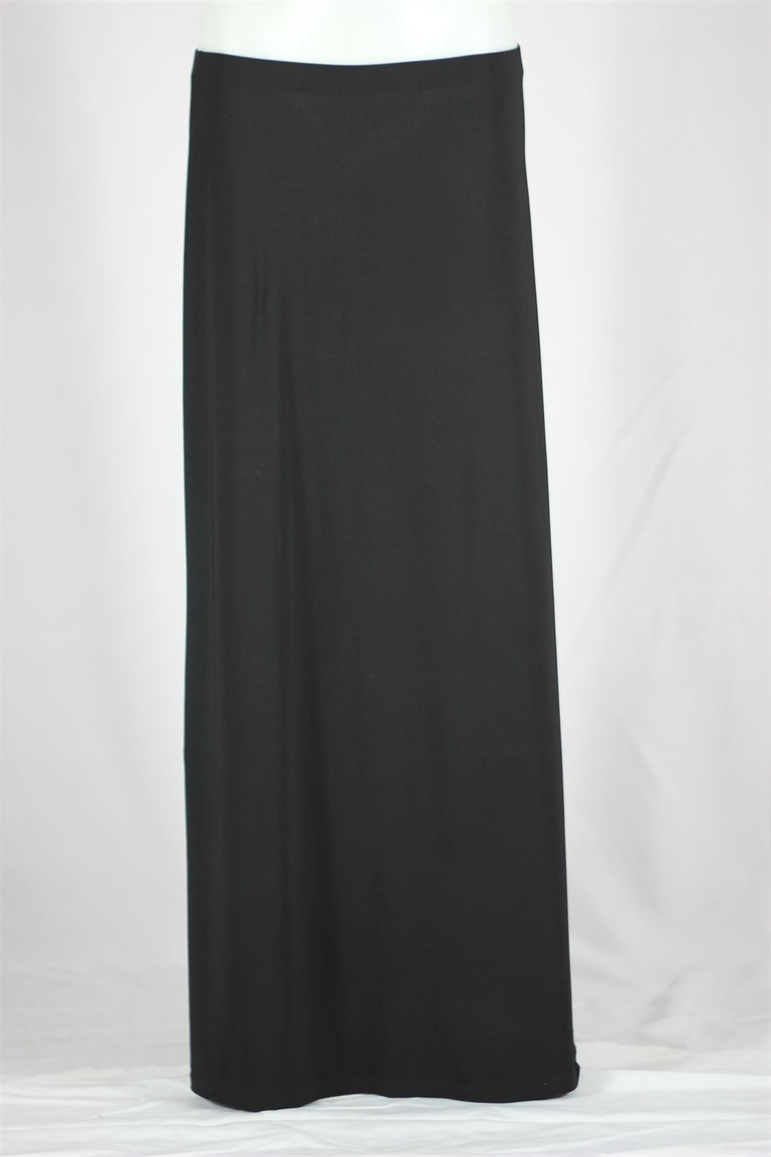 Skirt Long Black - Dress Ala