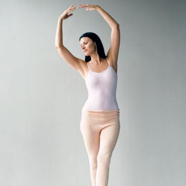 Tap Your Inner Ballerina