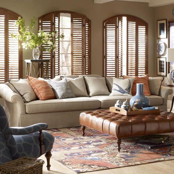 Marvelous Room · Bridgewater Sofa   Living Room Decor Ideas