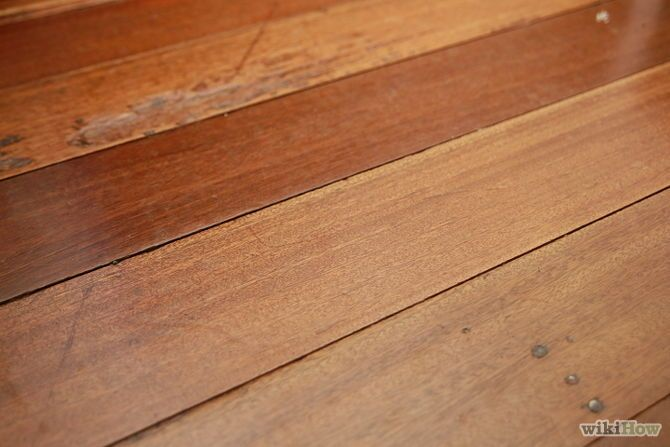 Fix Scratches On Hardwood Floors Housekeeping And Woods