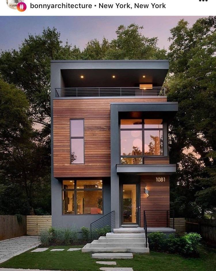 Remodels And Restorations Small Facade Small Facade Perforated Metal Facade Bamboo F In 2020 Small House Design House Architecture Design Minimalist House Design