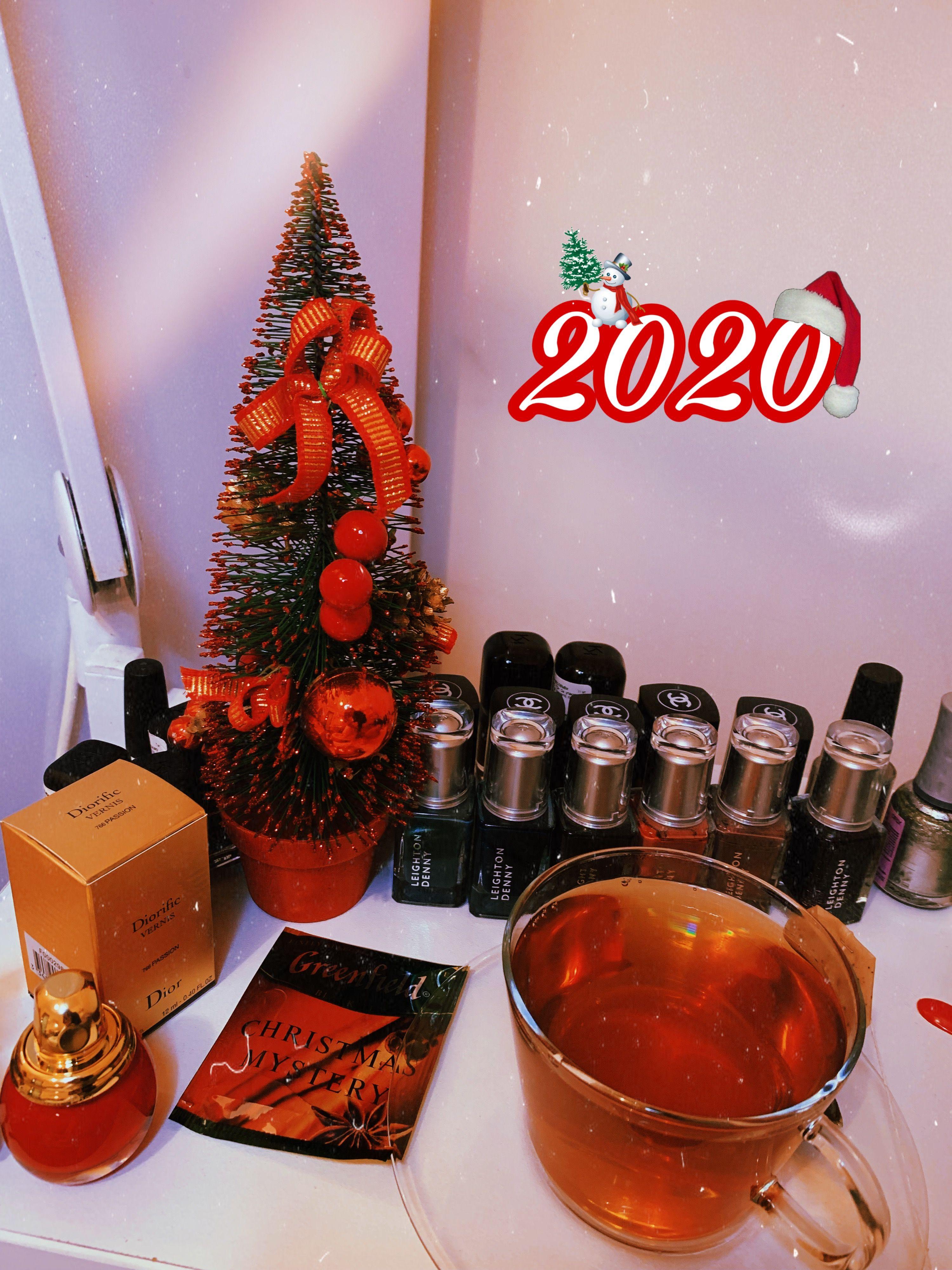 праздник к нам приходит а мы уже тестим рождественскую коллекцию 2020