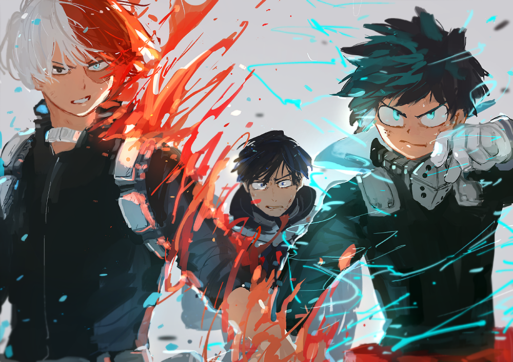 My Hero Academia Hd Wallpaper For Android