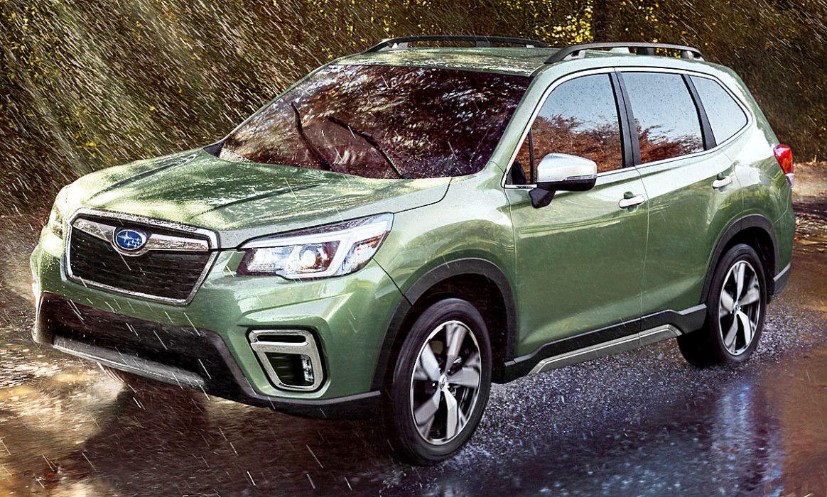 2020 Subaru Forester Xt in 2020 Subaru forester, Subaru