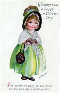 Image Search Results for vintage st patrick