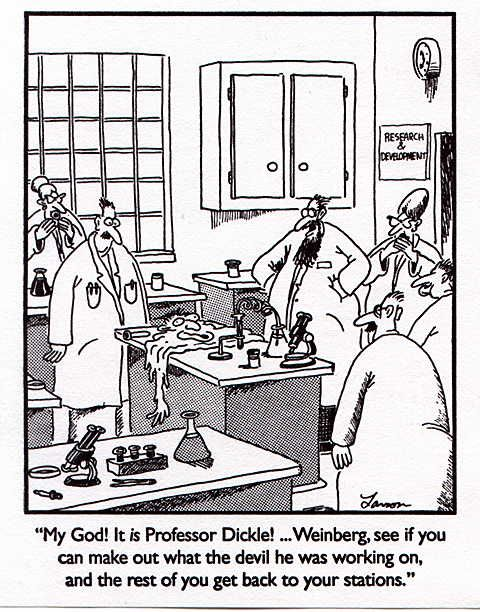 about lab safety by gary larson weinberg looks decidedly nervous Labratory Room about lab safety by gary larson weinberg looks decidedly nervous about this assignment