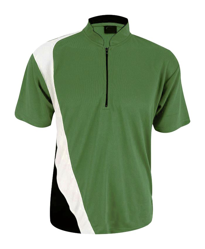 Mandarin collar t-shirts for corporates by Crea - India's smartest brand  merchandising company.