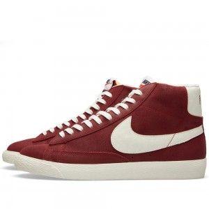 Nike Blazer Uomo Rosse