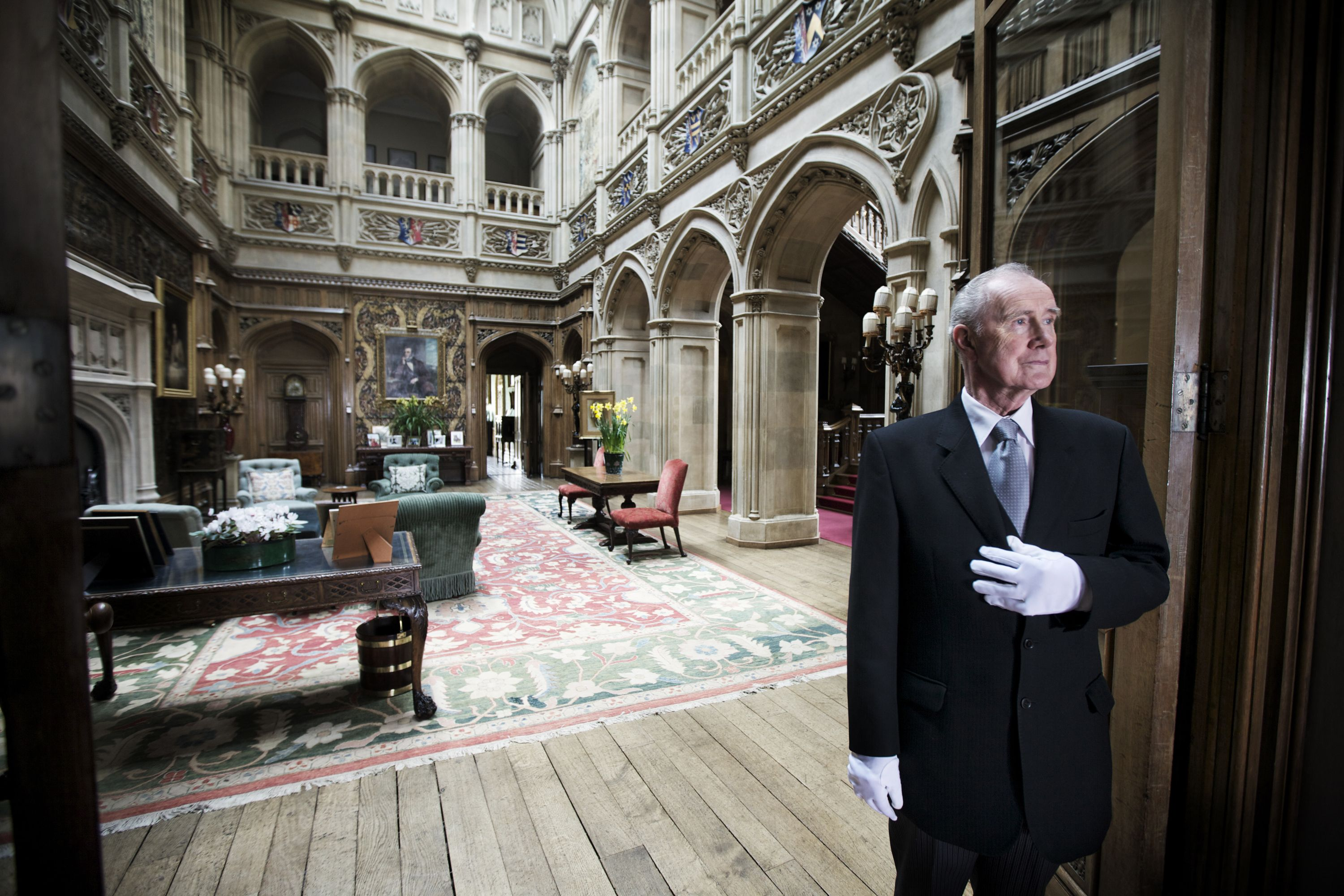 Discover the real Downton Abbey at Highclere Castle and ...