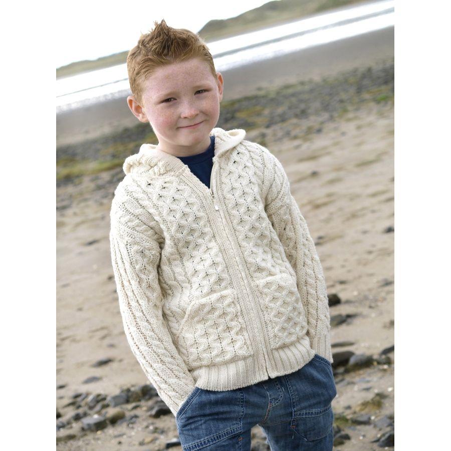 boys wool sweaters, girls wool sweater, kids wool sweater, Aran