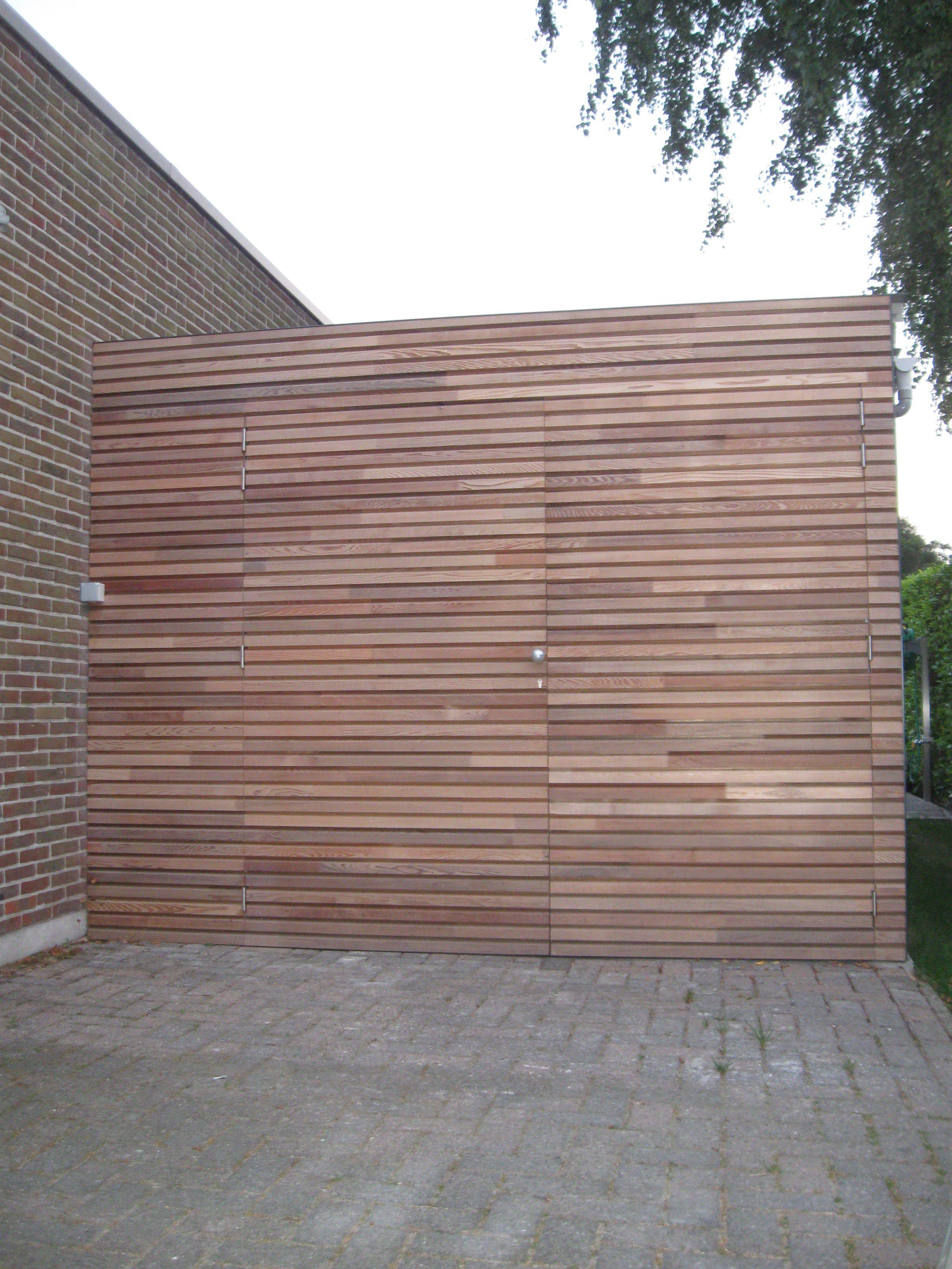 Tuinberging in free willy ceder garage pinterest abri de jardin bois jardins et abri de - Baraque de jardin ...