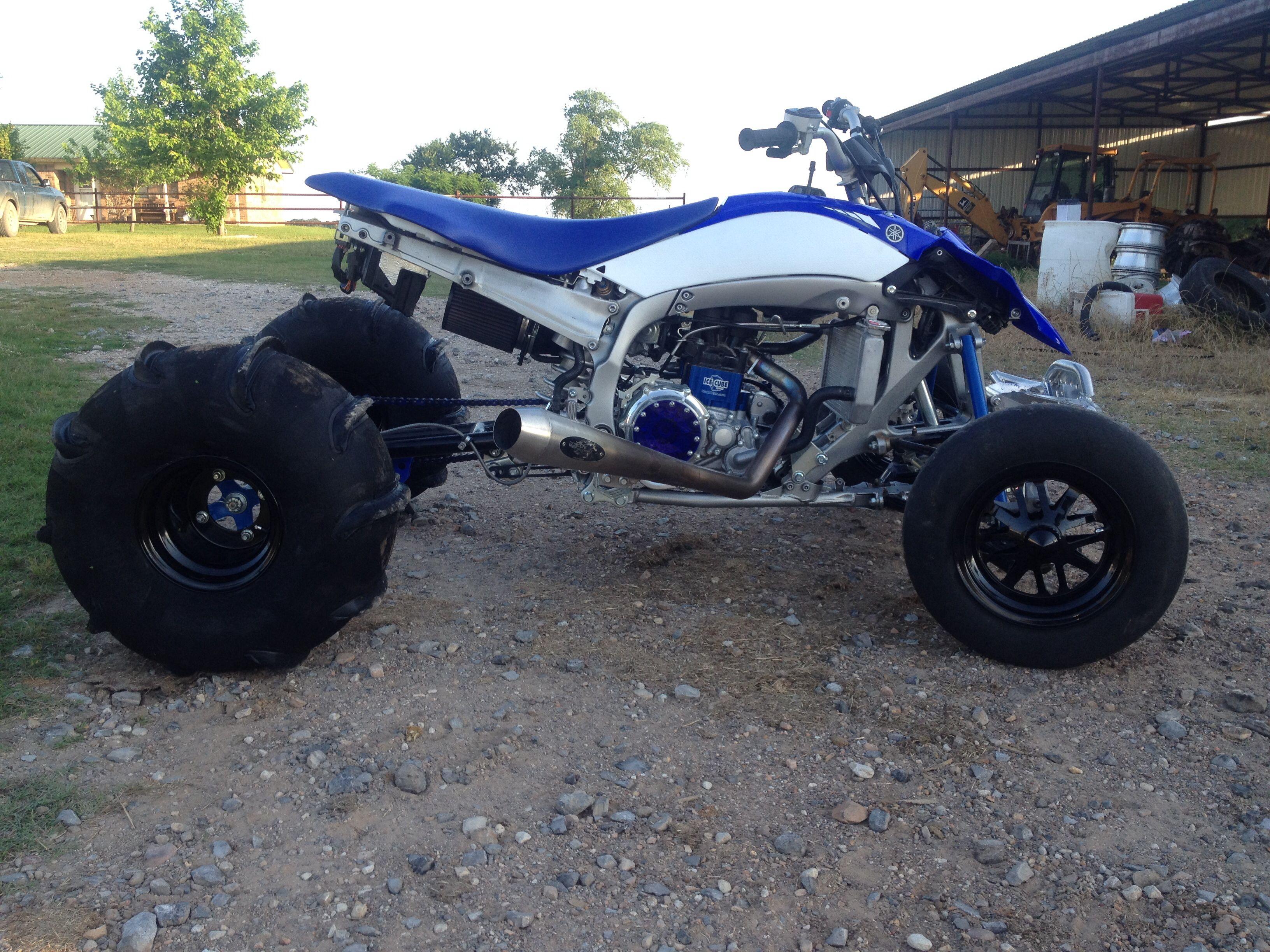 My yfz 488 big bore