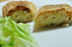 Die Küchenschabe: Steirischer Erdäpfelstrudel