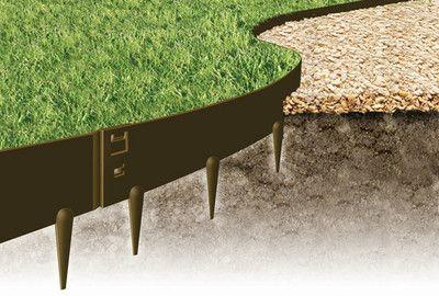 5 Everedge Galvanized Steel Landscape Edging Steel 400 x 300
