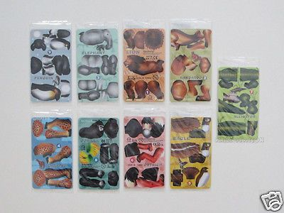 12 mini animal 3d puzzles #safari zoo party #goody loot bag #filler favor supply,  View more on the LINK: 	http://www.zeppy.io/product/gb/2/131600575228/