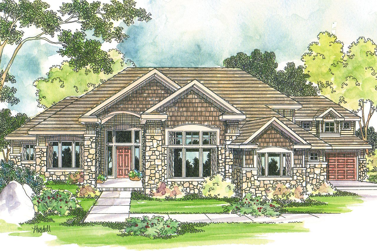 House Craftsman House Plan Bethany 30 272