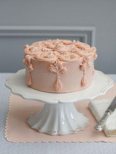Victoria Sponge Cake Recipe By Peggy Porschen A Baker Located In England Excellent Ercream
