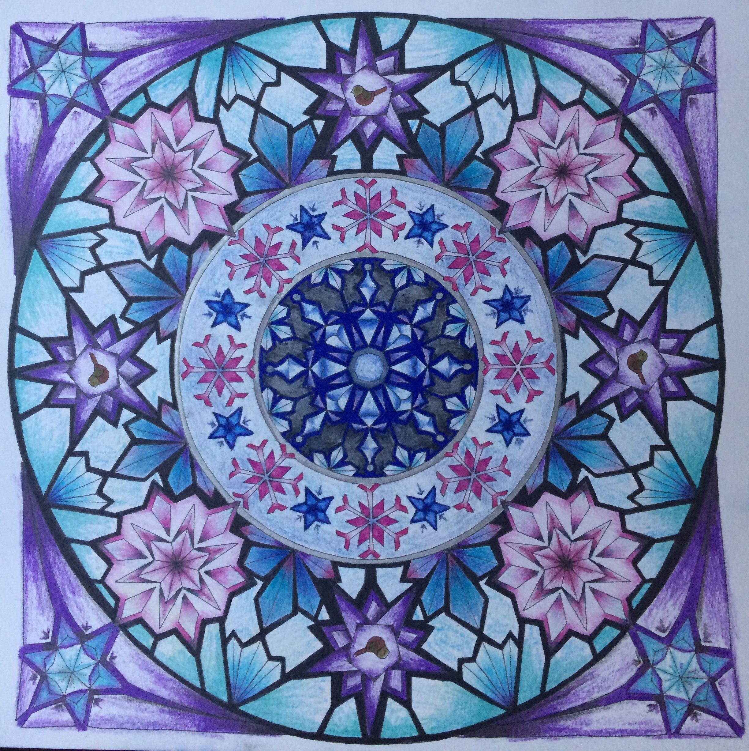 Pin de Anelia Ivanova en Coloring | Mandalas