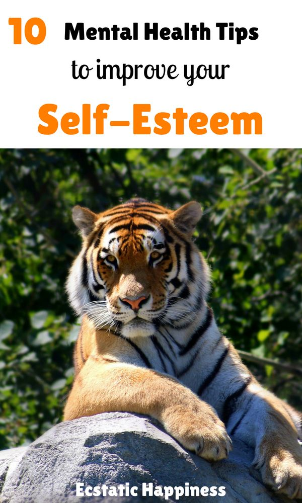 How To Have High SelfEsteem − 10 Powerful Tips Self