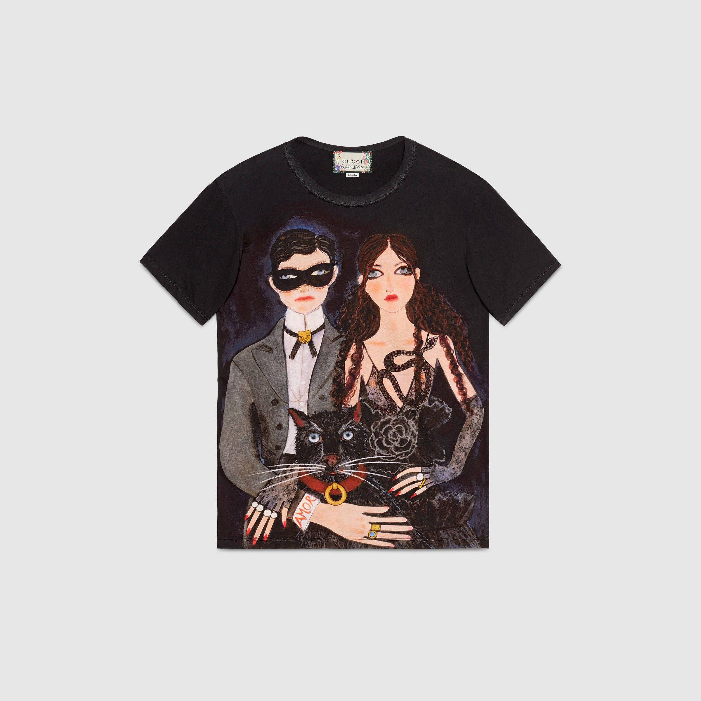 46c1d7b82 Unskilled Worker T-shirt   Wish List   Gucci shirts, Gucci, Mens tops