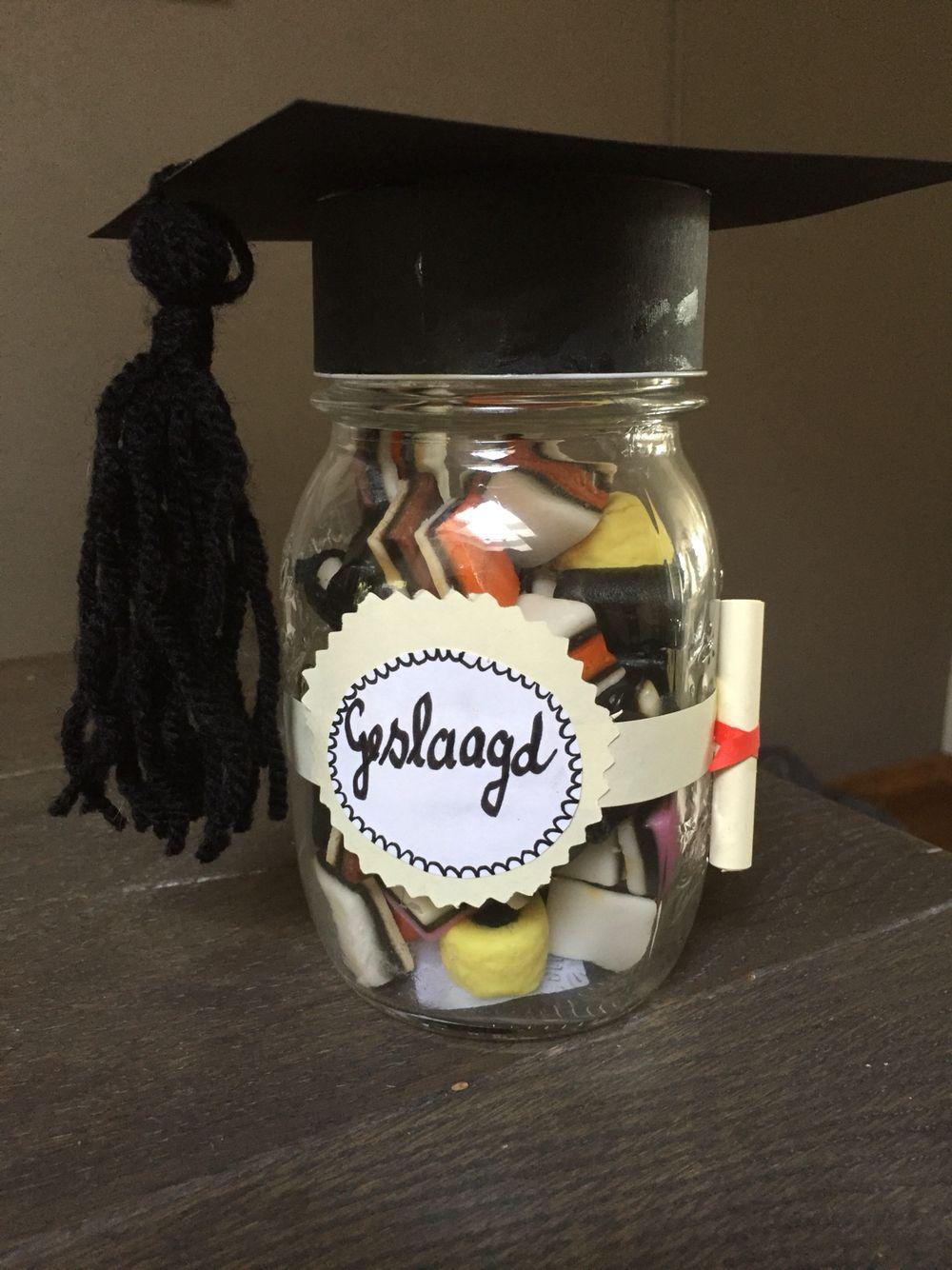 Magnifiek Geldgeschenk geslaagd | cadeautje geslaagd - Gifts, Homemade gifts @JO44