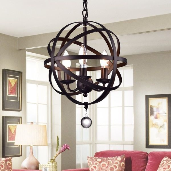 Chic And Elegant, This Chandelier Will Add A Bold Touch To