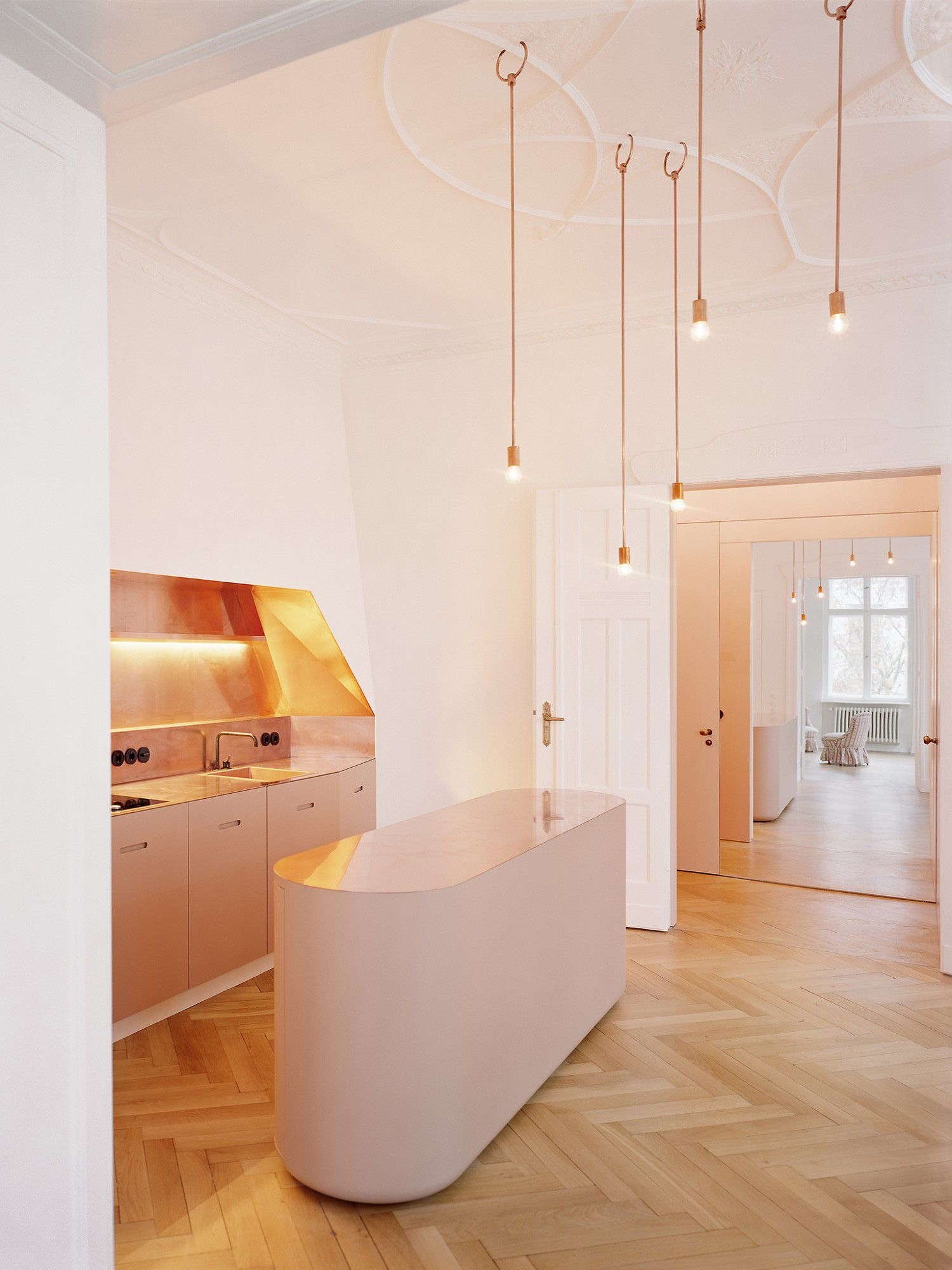 Apartment s in berlin by thomas kroger architects http www yellowtrace