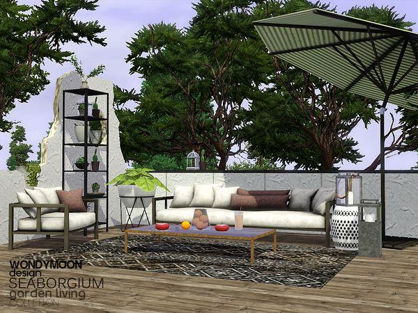 Lana CC Finds - Seaborgium Garden Living by wondymoon ... on Cc Outdoor Living id=22351