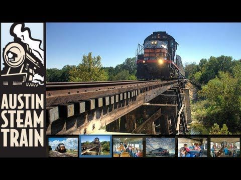Austin Steam Train Experience in Cedar Park, Texas | Airstream